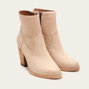 Frye New Leather Essa Booties